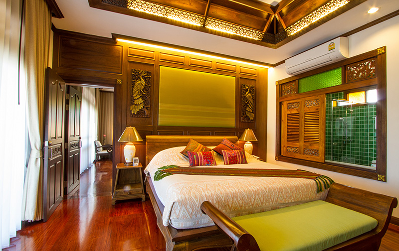Phusanfah Luxury Room